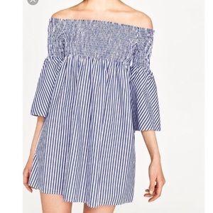 Flowy Zara off shoulder dress